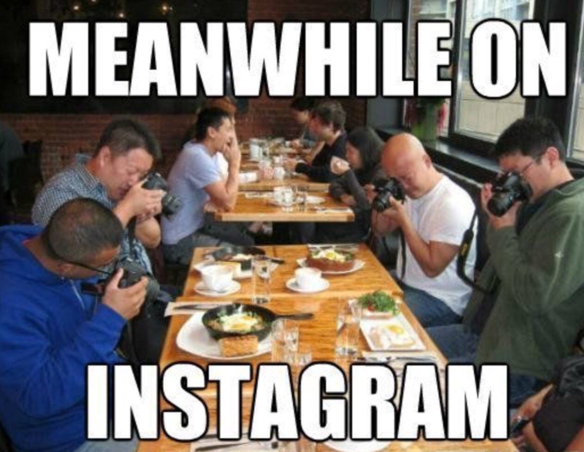 Hello Instagram!